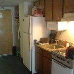 little mini kitchen
