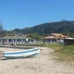 Argassi Coastline