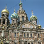 Cathedral of the Spilled Blood of Christ