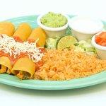 Enchiladas Tapatias
