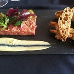 Steak tartar.....increible!!!