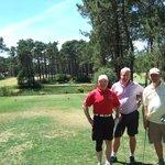 Golf and Sunshine - wow !!