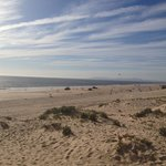 Deserted beach 2 mins away...