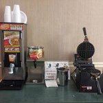 maquina de waffle