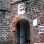 Fort Main Door