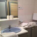 Au Cheval Noir Salle de bains Chambre Azur