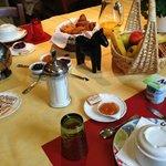 Au Cheval Noir Petit Déjeuner