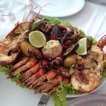 Seafood Grilled - Grelhados de Frutos do Mar