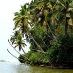 puvar island, kerala beach view