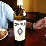 le vin de Francis Ford Coppola...super !