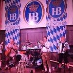 """The band """"Die Schluchtenflizer"""""""
