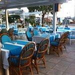 Ikaros restaurant