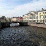 City Drive in St. Petersburg