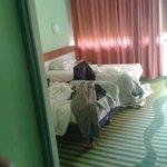 chambre double 6000 dinars