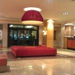 Reception, lobby