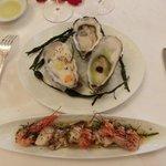 Iodized shellfish