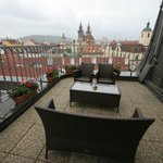 Room 711 terrace
