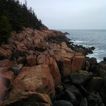 Bass Harbor Lighthouse Trail