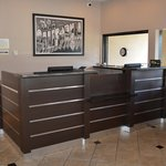 Registration Desk - Lobby