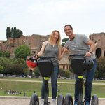 Rolling Rome Segway Tour - Ancient Rome Segway Tour at the Circus Maximus