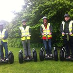 Ride Segway - Manchester - Tours in Manchester - www.ridesegway.co.uk