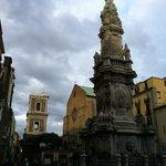Piazza del Gesù a Napoli
