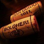 Bolgheri, Tuscany!