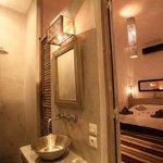 Chambre double - salle de bains