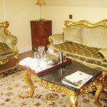 furniture in suite