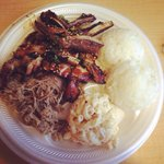 The Hungry Hawaiian plate! You will not be disappointed! ��