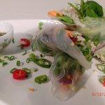Vietnamese Rice Paper Roll