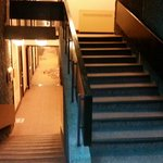 Stairs, stairs, stairs....