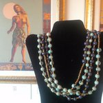 Exotic jewelry and original art