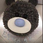 Home made Tatty Teddy cake