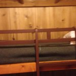 Bunker Beds in the smaller Room