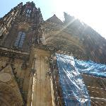 Photo of St. Vitus Cathedral (Chram svateho Vita) taken with TripAdvisor City Guides
