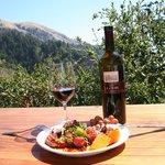 Le repas et le vin