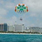 Miami Beach Parasailing - Great view of South Beach
