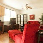 Sir Spencer Living Room