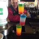 Pedro! Best bartender!