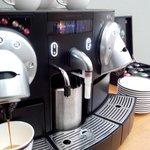 Cafétera Nespresso