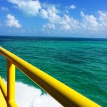 Ferry ride from Cancun to Isla la Mujeres