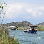 River trip via Dalyan