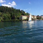 From the Bellagio-Varenna ferry