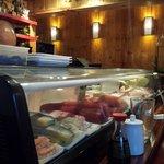 Sushi Bar View