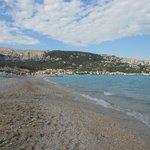 spiaggia di Baska