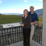 Long views at Burrowing Owl Winery