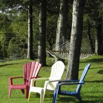 Sit, relax and enjoy the beauty & serenity of Firefly B&B (photo by Ross Bachelder)