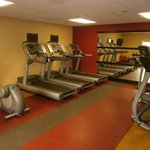 Fitness Room with Newer Equipment
