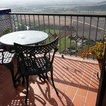 Private terrasse room # 13